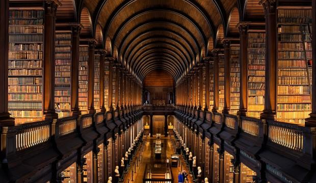 Dünyanın en güzel 7 kütüphanesi