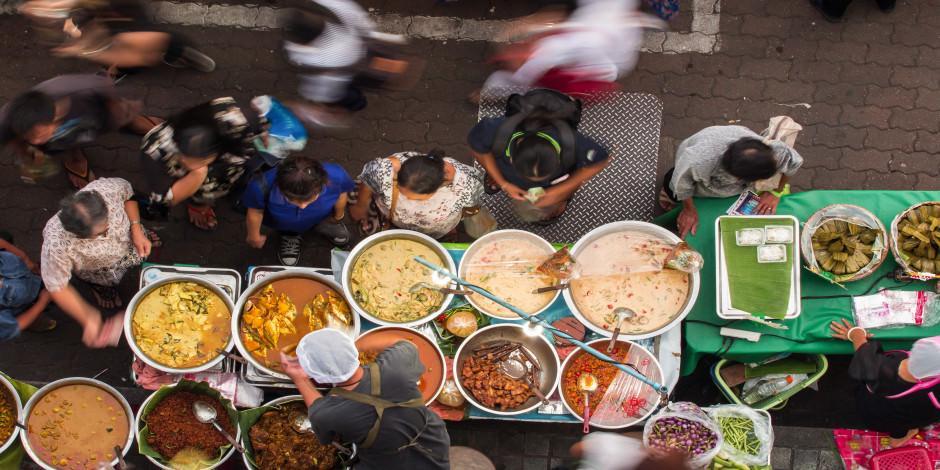Dünyanın sokak lezzetleriyle meşhur 6 şehri
