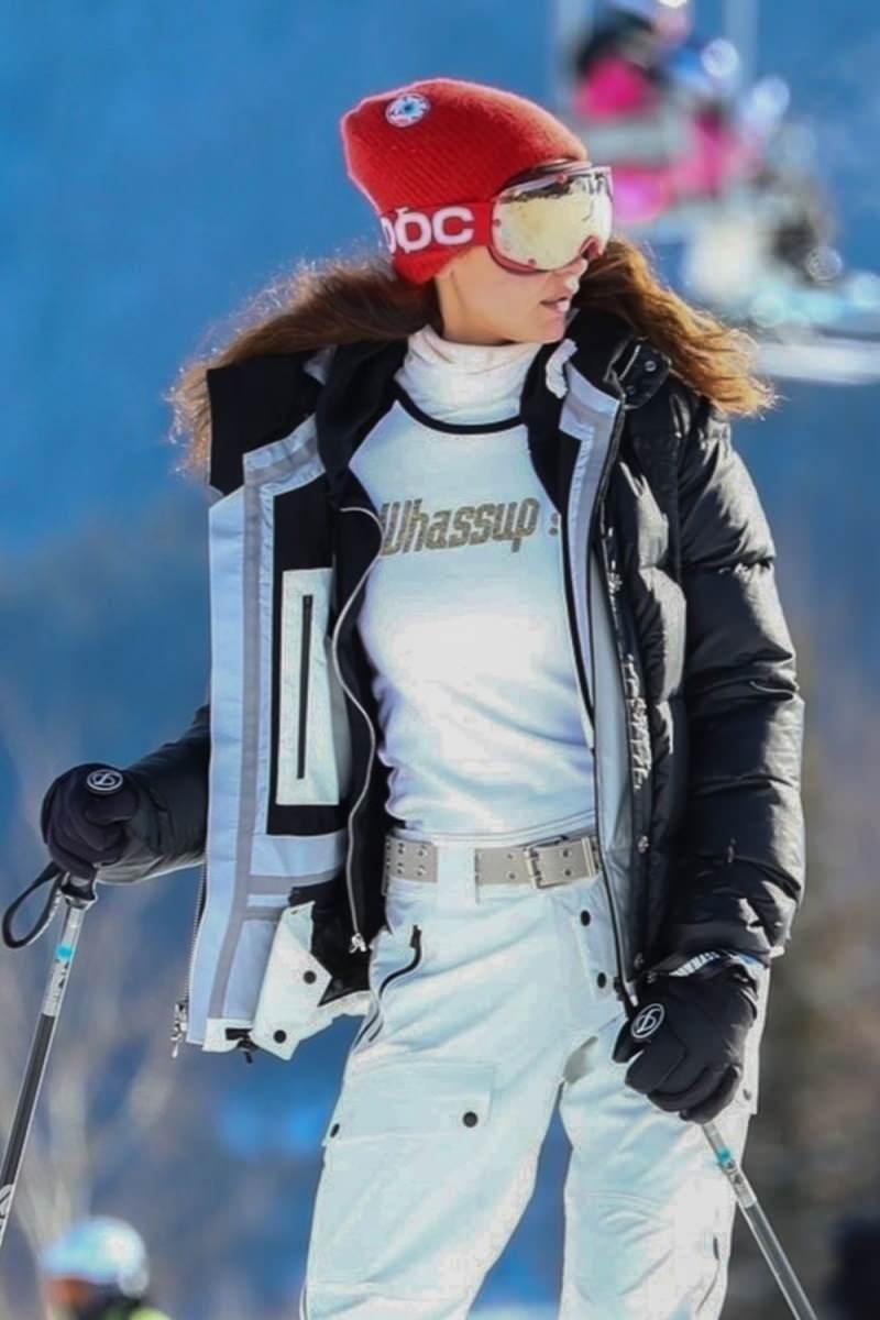 Bella Hadidi kayak stili