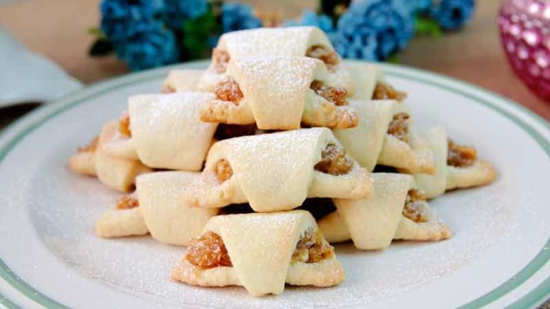 kıyır kıyır elmalı kurabiye tarifi