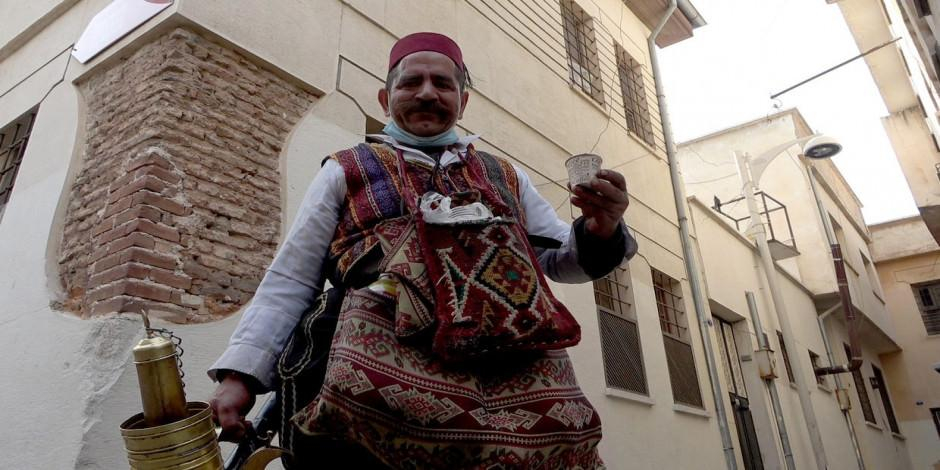 """Gaziantep'in kültür mozaiği """"tarihi Bey Mahallesi"""""""