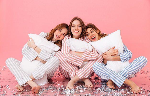 en güzel kadın pijama takımı modelleri