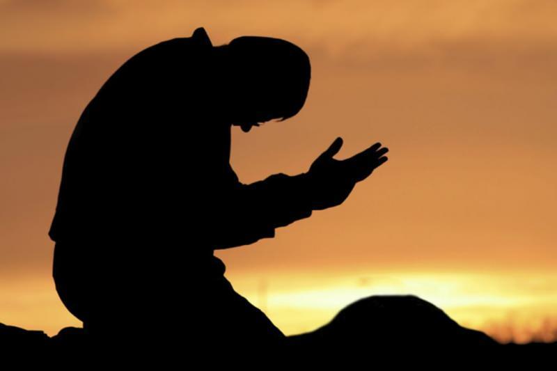 dua etmeyi bilmemek