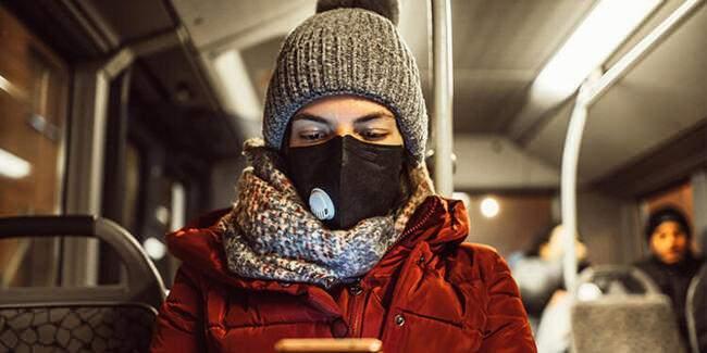 Ventilli maske uçaklarda neden yasak