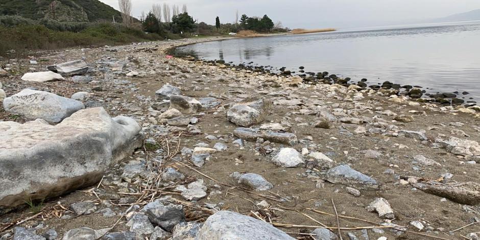 Göl çekilince efsanedeki kayıp şehir ortaya çıktı!
