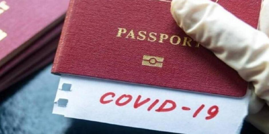 Seyahatlerde 'aşı pasaportu' devri başlayacak