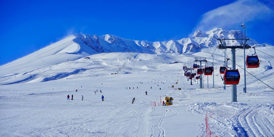 """Türkiye'nin gözde kayak merkezi """"Avrupalı Seçkin Destinasyonlar"""" listesine girdi!"""
