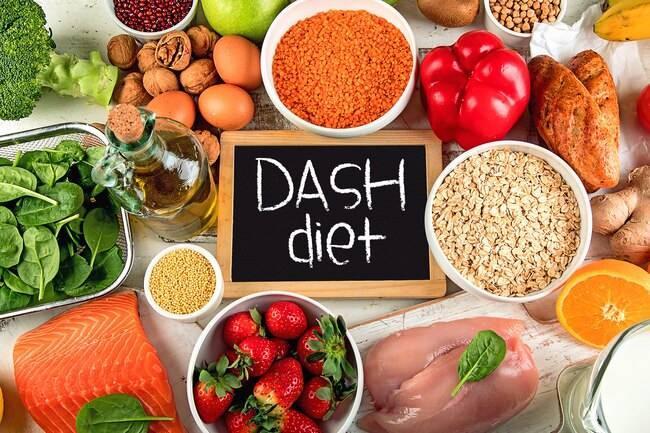 Dash diyeti nedir, dash diyet listesi