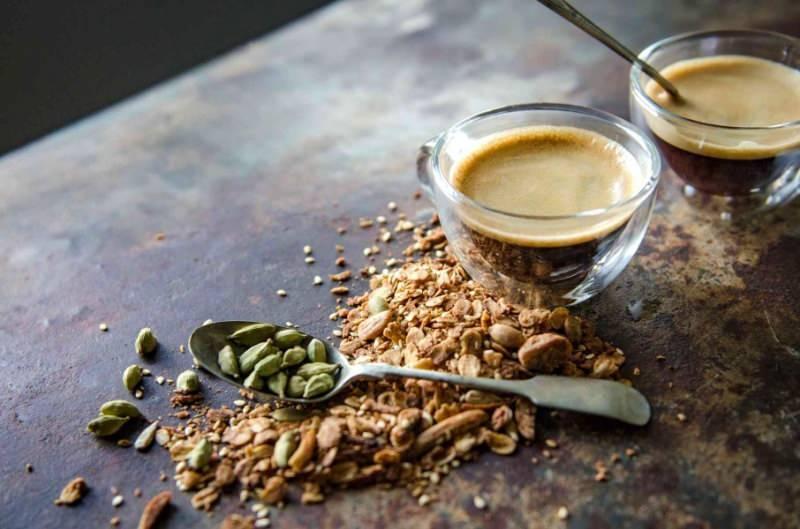 kakule kahvesi sindirimi düzenler