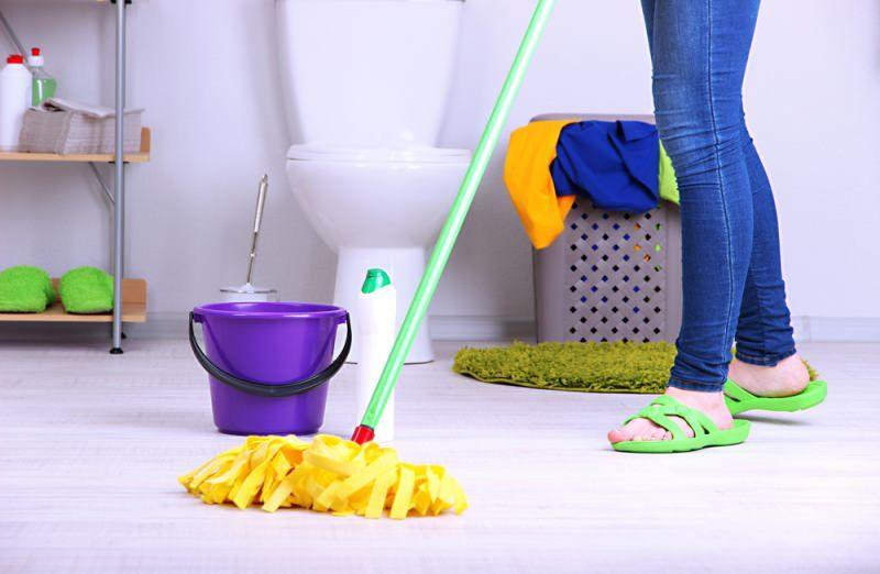 Banyo temizliğinde zaman kazandıran 8 ipucu
