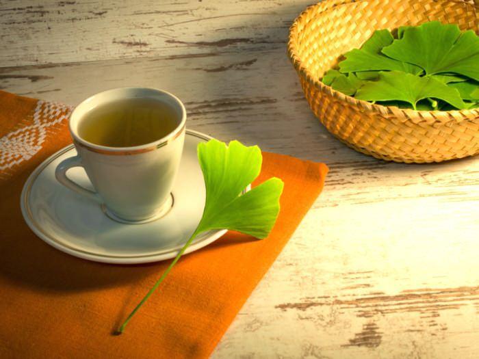 ginkgo biloba çayı unutkanlığa iyi gelir