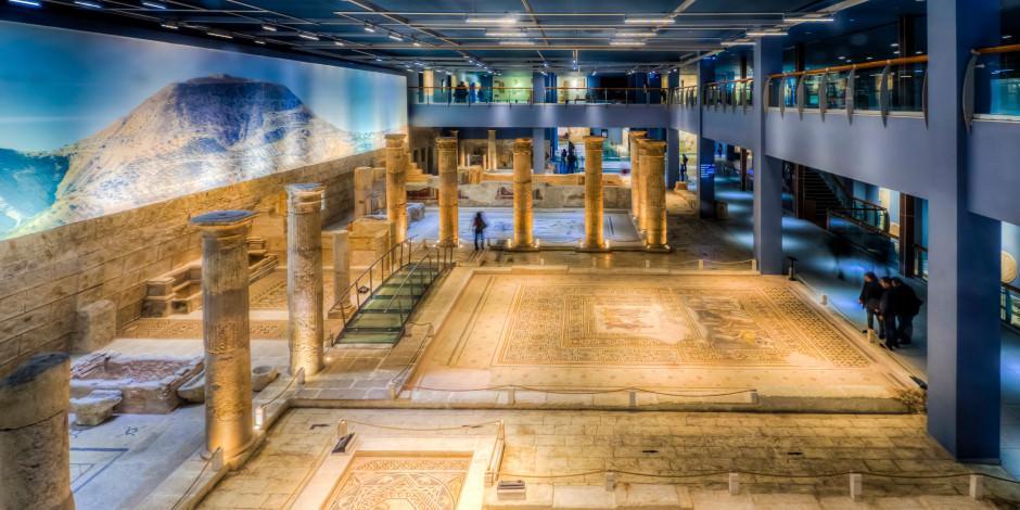 Zeugma Mozaik Müzesi 1 milyon misafiri ağırladı