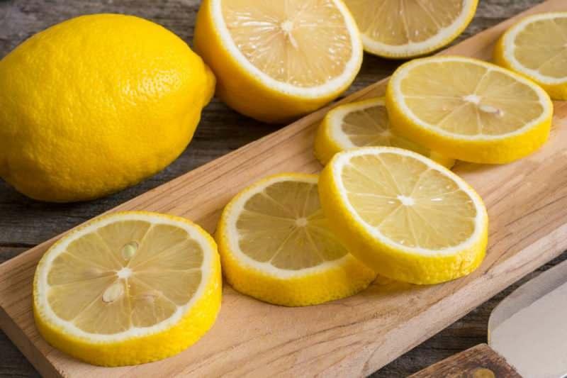 şekilli limon nasıl kesilir