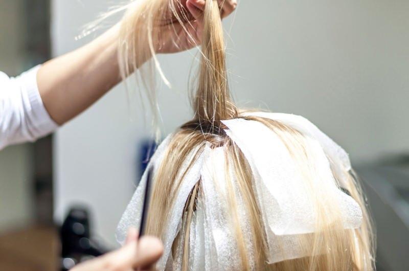 Oryal nedir ve evde oryal nasıl kullanılır? Oryalle evde saç nasıl yapılır? Mavi toz açıcı…