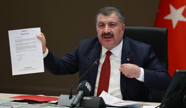 Bakan Koca'dan Kılıçdaroğlu'na çok sert cevap! Bunun akılla izahı var mı?