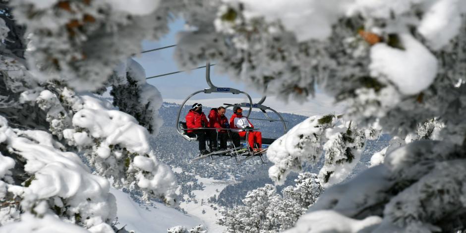 Kristal kar üzerinde kayağın adresi: Cıbıltepe