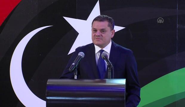 Libya Başbakanı Dibeybe: Türkiye ile ilişkilerimiz ayrıcalıklı olacak