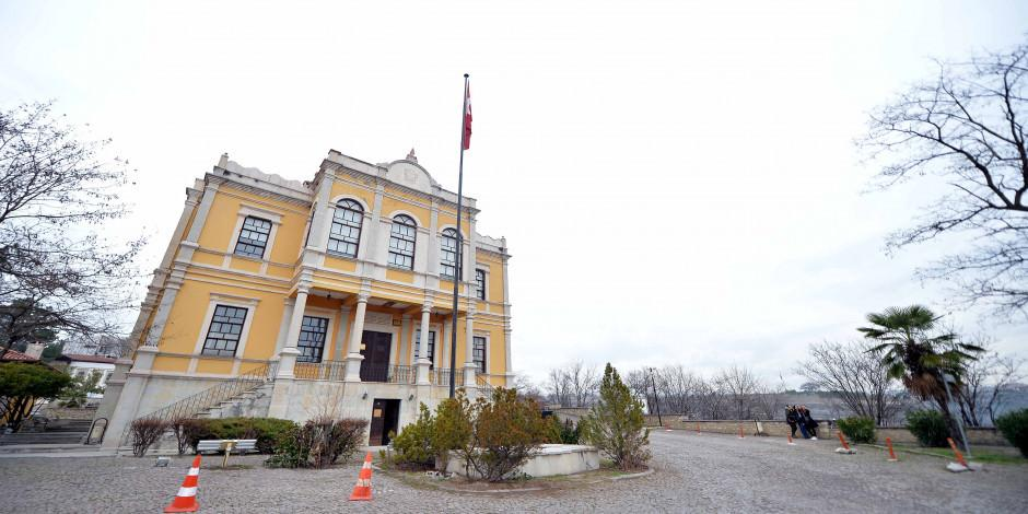 """""""Osmanlı'nın parmak izi"""" Kent Tarihi Müzesi'nde yaşatılıyor"""