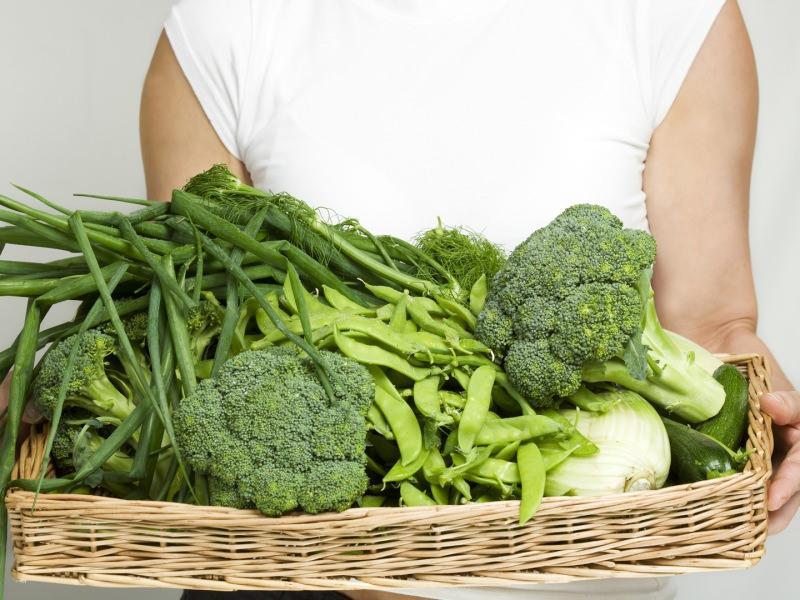 k vitamini bakımından yeşil sebzeler en zengin besinlerdir