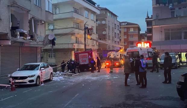 Gaziosmanpaşa'da korkutan patlama! - GÜNCEL Haberleri