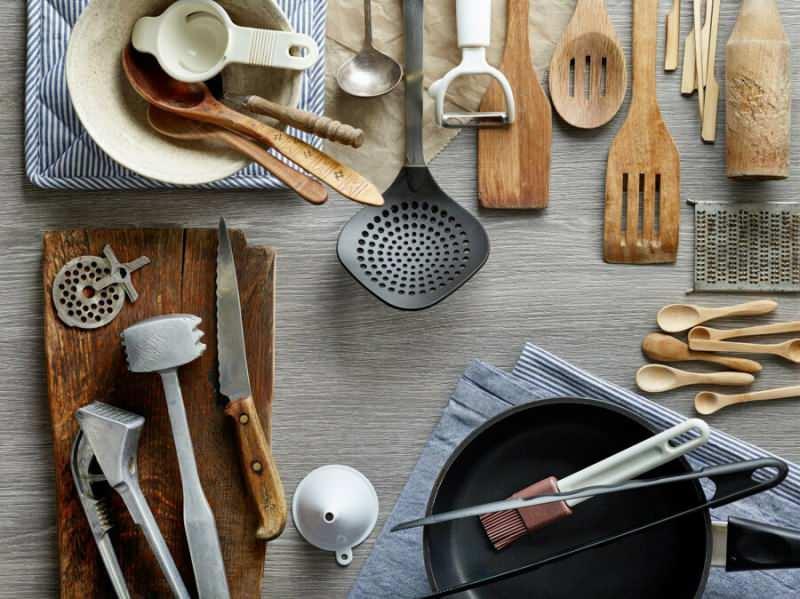 Temel mutfak araç gereçleri