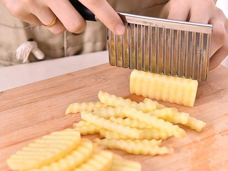 Patates dilimleyici
