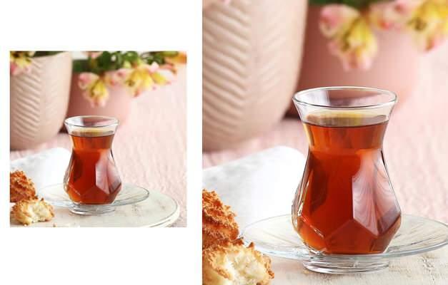lav çay bardağı