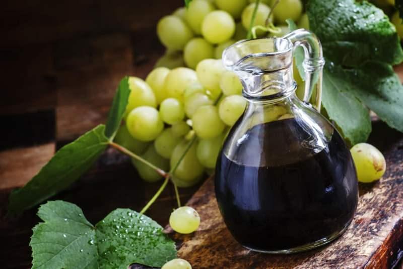 kara üzüm sirkesi en güçlü antioksidandır