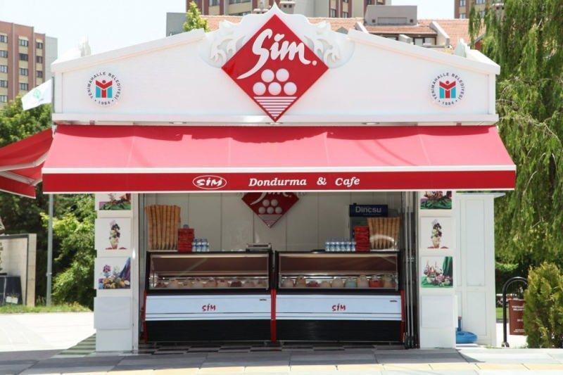 Ankara Sim dondurma