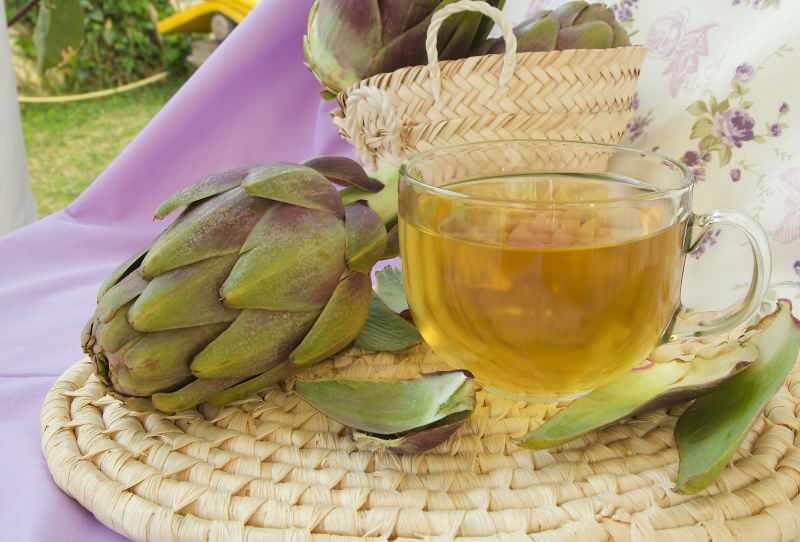 enginar yaprağı çayı sindirimi güçlendirir