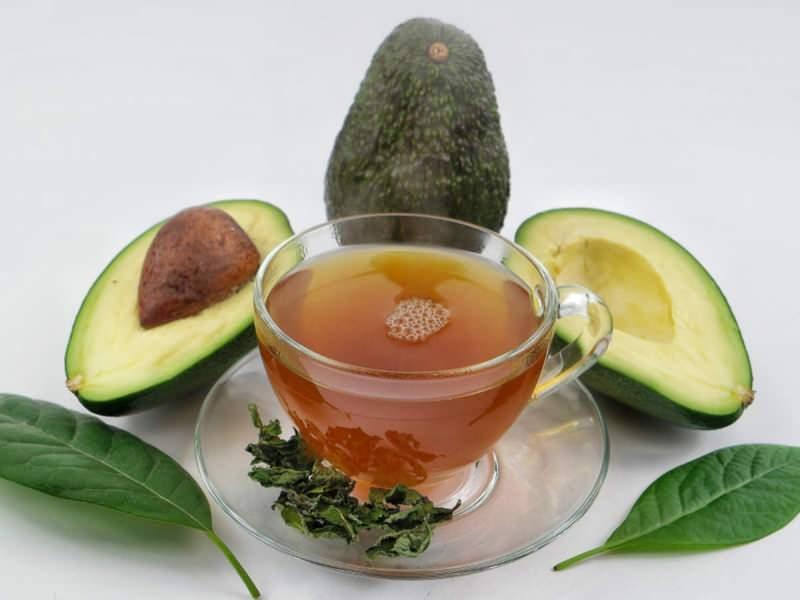 avokado çayı böbreklerdeki taşları temizler