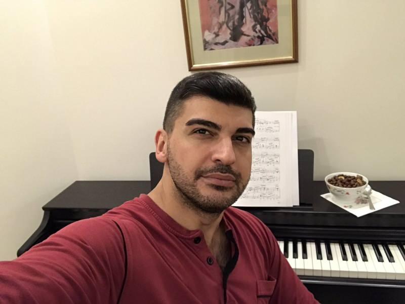 Kalust Şalcıoğlu koronavirüs oldu