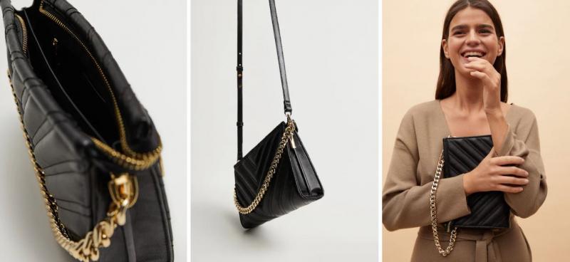 çapraz zincirli çanta modelleri