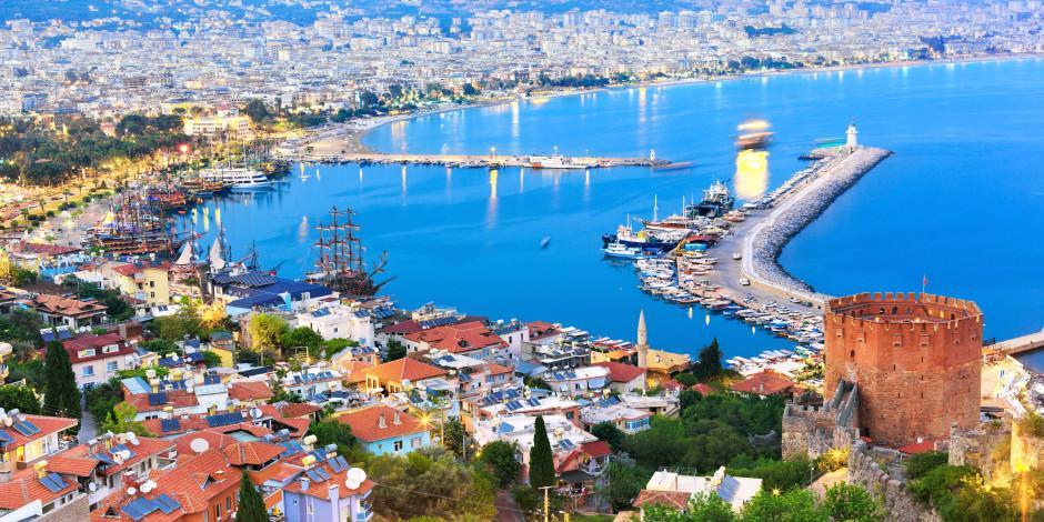 Ruslar Türkiye'de turizm tercihlerini genişletecek