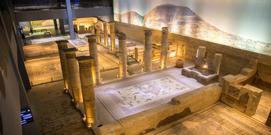 Türkiye'nin kültürel serveti: Mozaik müzeleri