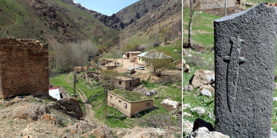 Uğursuzluk dedikoduları nedeniyle köyde 2 aile kaldı