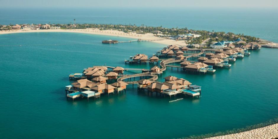 Katar'ın dünya standartlarında en lüks wellness tesisleri