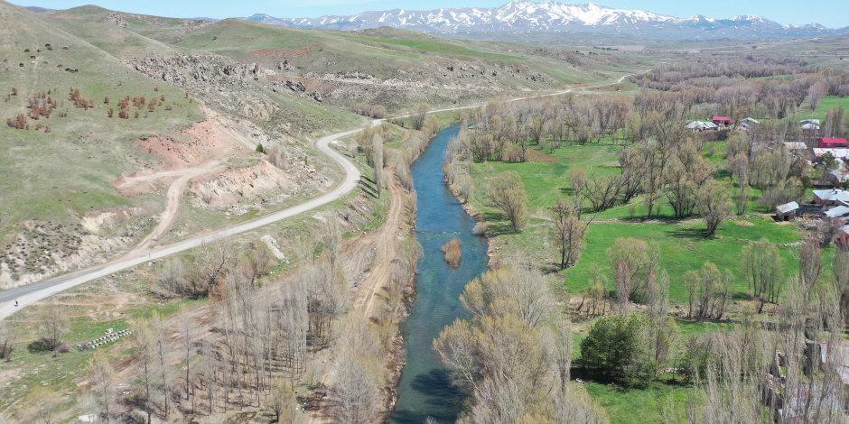Türkiye'nin en uzun nehri Kızılırmak turizme kazandırılıyor