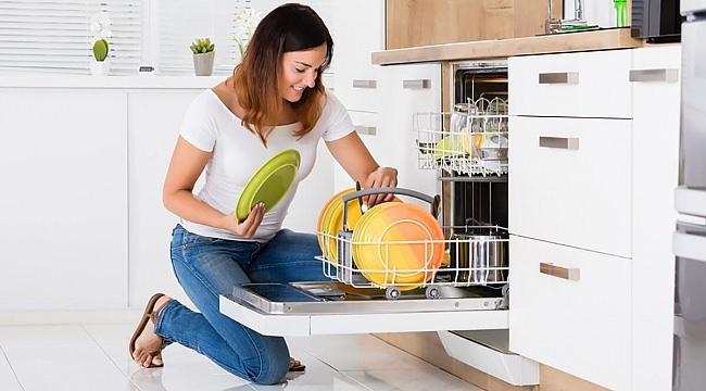 bulaşık makinesinin ömrünü kısaltan hatalar