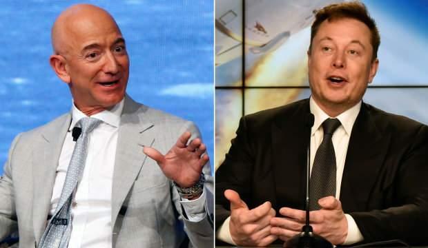 SpaceX'in NASA anlaşması Jeff Bezos'un itirazıyla askıya alındı