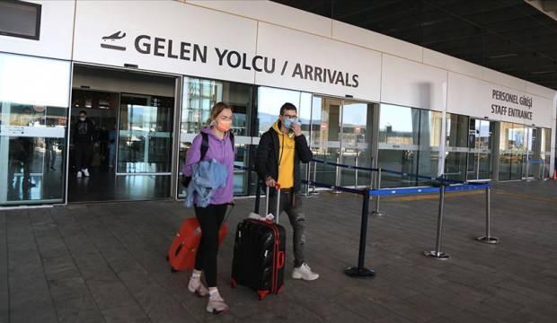 Türkiye ilk 3 ayda 2 milyon 689 bin ziyaretçi ağırladı