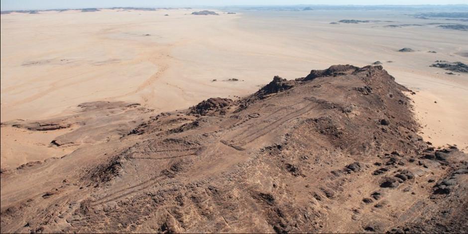 Suudi Arabistan'daki 7 bin yıllık yapılar