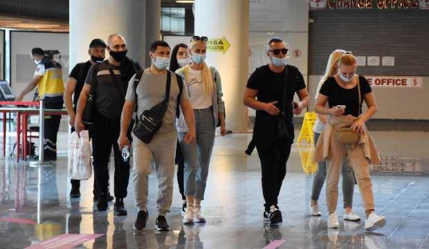 Ukraynalılar mutlu: Türk insanının misafirperverliğine aşık olduk
