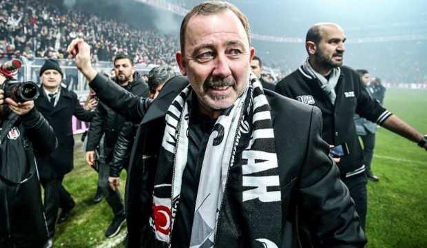 Beşiktaş Sergen Yalçın'I Bekliyor. Transfer Onayları Hala Sürecini Koruyor. Spor Haberleri