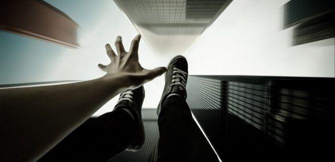 rüyada ayağı takılıp düşmek