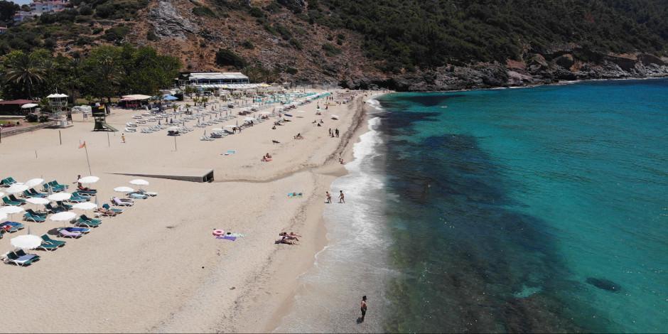 Yaz turizminde tatilcilerin tercihi Akdeniz