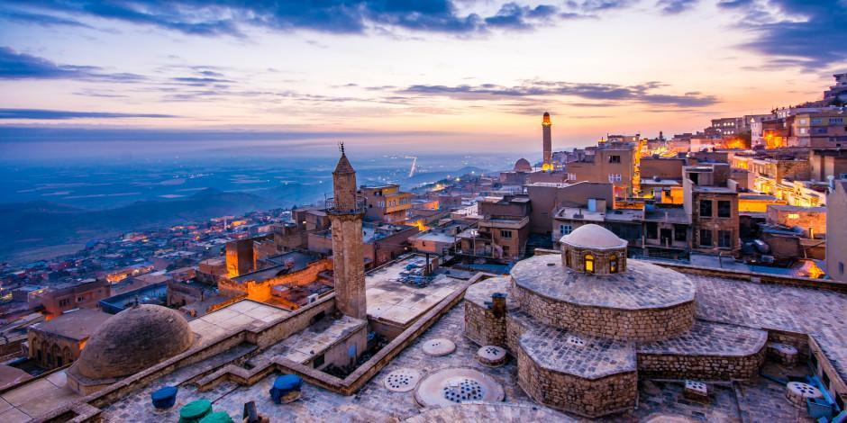 Medeniyetler beşiği Mardin'de gezilecek yerler