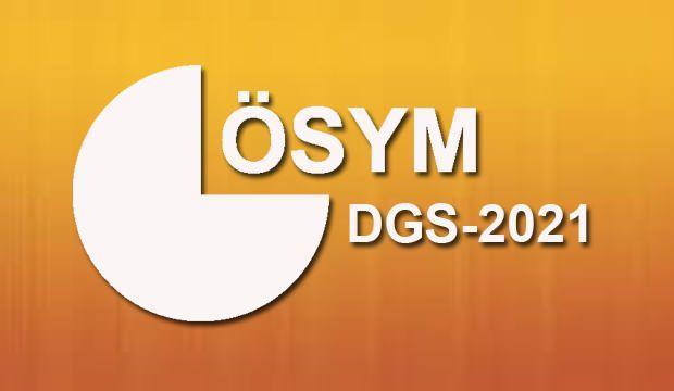 ÖSYM sınav sonuç tarihlerini yayınladı! 2021 DGS sonuçları ne zaman açıklanacak?