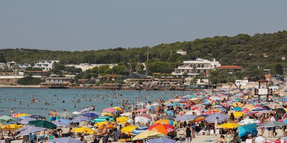 Sahillerdeki bayram yoğunluğu turizmcileri memnun etti