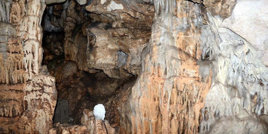 """""""Dünyanın 8. harikası"""" Ballıca Mağarası'na rekor ziyaretçi!"""